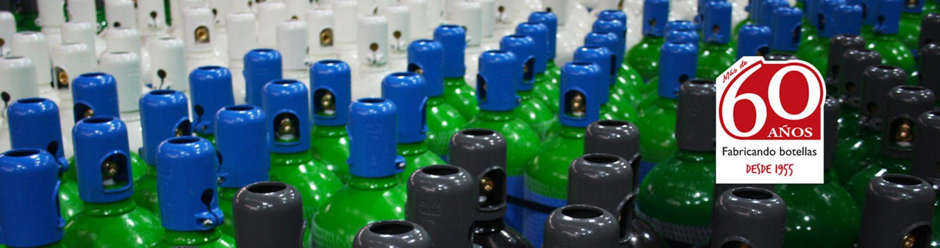 Bouchon de fermeture bouteilles industrielles syc cylinders 60 ans