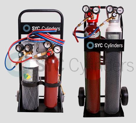 équipement oxygène acétylène oxyacétylène