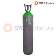 20L 200 Nitrogen industrial cylinder high pressure green grey