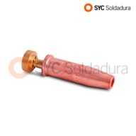 Welding Tip Nozzle Oxy-Acetylene No 0 AC 6 to 13 thickness