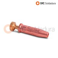 Welding Tip Nozzle Oxy-Acetylene No 1 AC 13 to 25 thickness