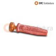 Welding Tip Nozzle Oxy-Acetylene No 2 AC 25 to 75 thickness