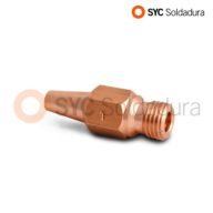Welding Tip Nozzle Oxy-Acetylene No 1 N 1 to 2 thickness