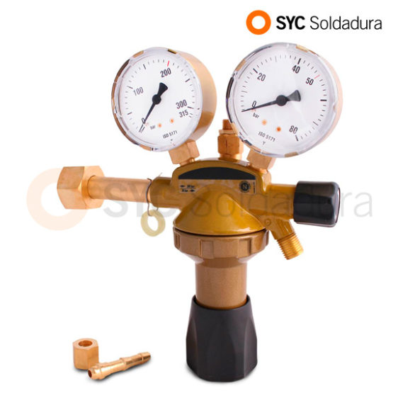 Nitrogen Regulator 50 bar