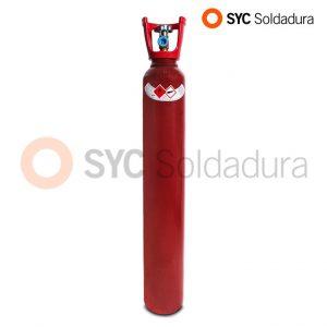Botella 10 L 140 Acetileno C2H2 STD GAS