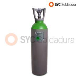 Botella 11 L 178 Argón AR STD GAS