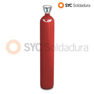 Botella 40 L 230 Acetileno C2H2 STD GAS