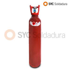 Botella 14 L 178 Acetileno C2H2 STD GAS